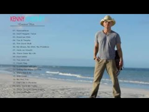 Best Songs Of Kenny Chesney - Greatest Hits Album HD/HQ