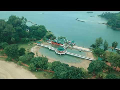 St John's & Lazarus Islands, Singapore in 4K | Aerial Drone Video | DJI Mavic Pro