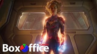 Captain Marvel - Fragman 2 (Türkçe Altyazılı HD İzle)