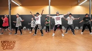 """Uptown Funk"" by Bruno Mars :: Hilty & Bosch ft. Keone, Koharu, Chris, Mariel... :: URBAN DANCE CAMP"