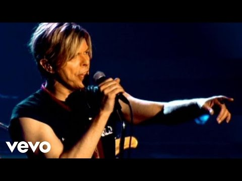 David Bowie - Never Get Old (A Reality Tour)