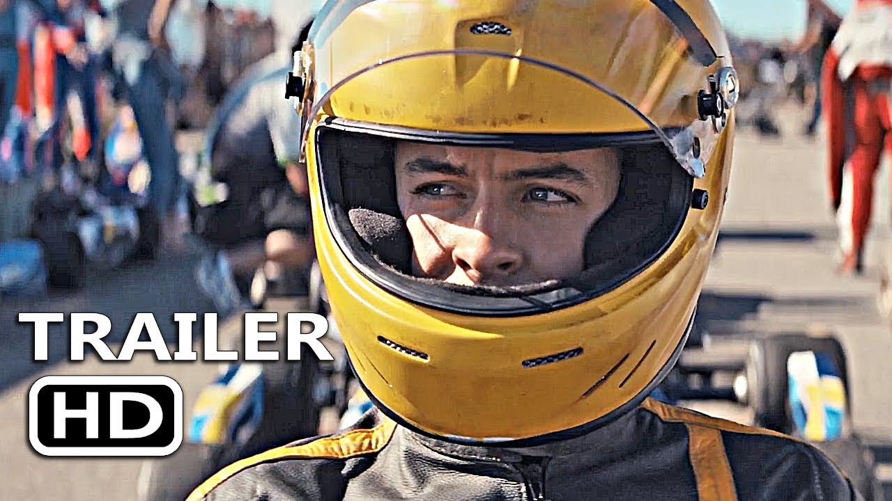 GO! Official Trailer (2019) Race Movie