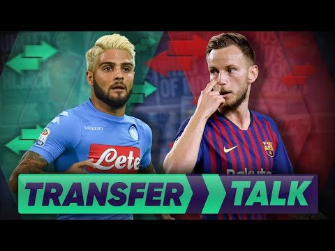 Napoli Demand £132M Transfer Fee From Liverpool For Insigne?! | Transfer Talk