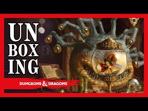 Unboxing ● Xanathar's Guide to Everything (RPG - D&D 5E)
