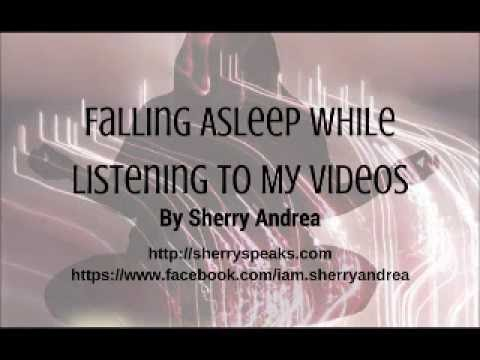 Why You Sometimes Fall Asleep While Listening to My Videos