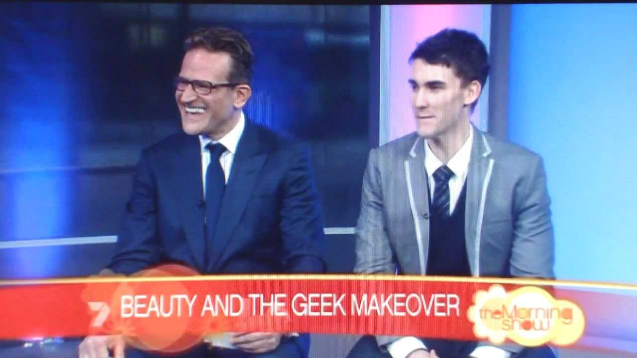 Beauty And The Geek Australia 2011 - Makeovers Part 1! - The Morning Show