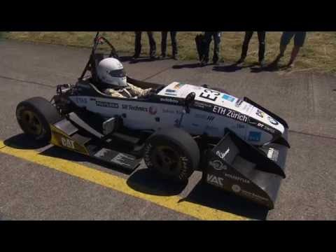 Swiss World Record - Electric Racing Car - From 0 to 100 in 1.513 seconds