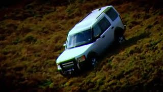 Disco Climbing Challenge part 2 - Top Gear - BBC
