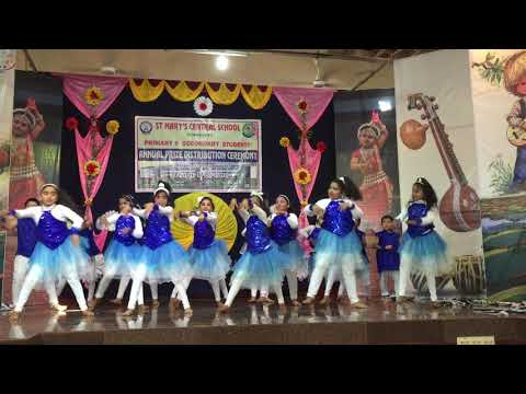 Dance by St Marys Central School Kinnigoli