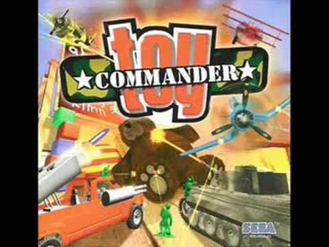 Toy Commander Music: Your Mission