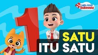 Lagu Anak – Satu Itu Satu – Lagu Anak Indonesia - Nursery Rhymes - أغنية للأطفال