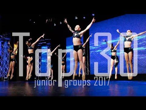 My Top 30 Junior Groups of 2017