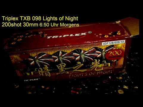 triplex-txb098-lights-of-night-200-schuss-polen-batterie-kaliber-30mm,-den-block-aufgeweckt-[-4k-]