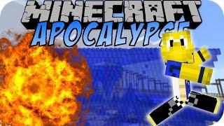 Minecraft APOCALYPSE MOD (Tsunami, Schwarzes Loch) [Deutsch]