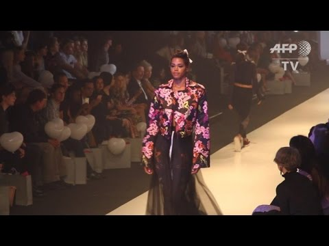 Local designers dazzle the runway at Cape Town Fashion Week