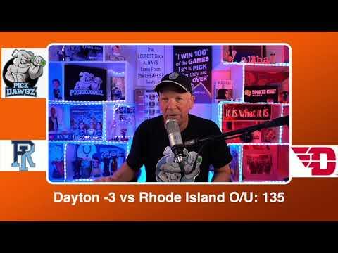 Dayton vs Rhode Island 3/4/21 Free College Basketball Pick and Prediction CBB Betting Tips