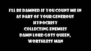 Critical Acclaim - Avenged Sevenfold Karaoke