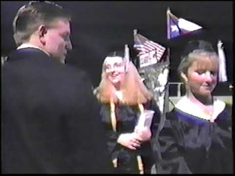 Springtown Commencement May 27 1994 pt 2