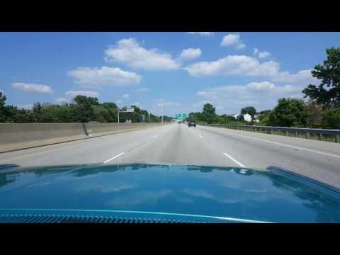 Drive down I-277