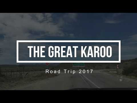 Karoo Road Trip 2017