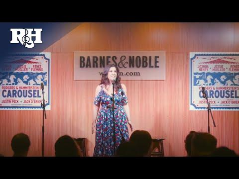 Joshua Henry, Jessie Mueller, Lindsay Mendez, and Renée Fleming Celebrate CAROUSEL