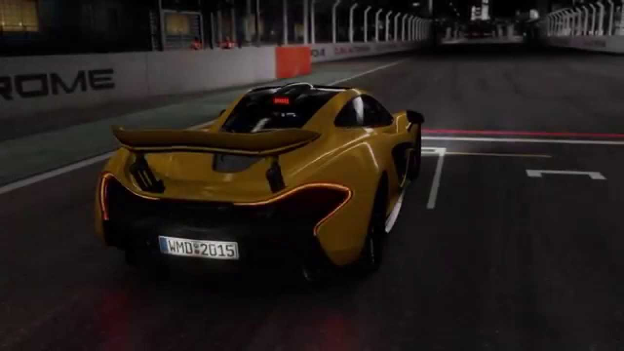 Project cars mclaren p1 dubai autodrome night youtube - Project cars mclaren p1 ...