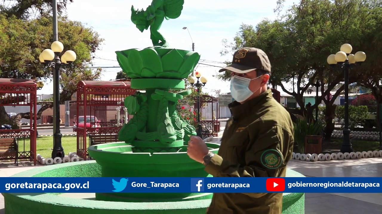Punto de prensa 21 de julio de 2020 - Gobierno Regional de Tarapacá