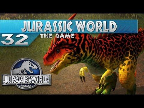 Jurassic World || 32 || Coolest Dinosaur!