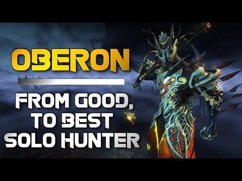Warframe: OBERON, THE BEST SOLO EIDOLON HUNTER [2019] | SMITE INFUSION BUFF
