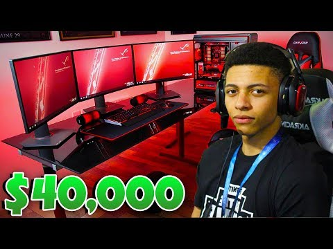 8 MOST EXPENSIVE YouTuber Gaming Setups! (Myth, PewDiePie, Ninja, Linus Tech Tips, Techsource)
