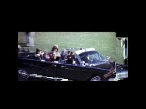 JFK Assassination Zapruder Film Throat Shot Sequence