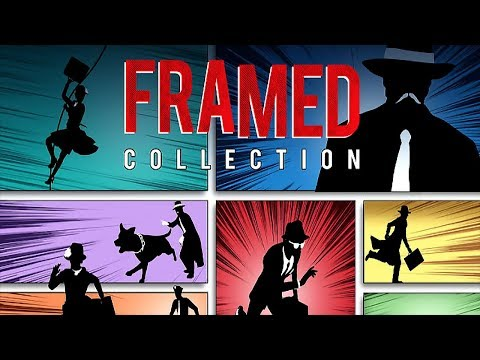 FRAMED Collection Gameplay |