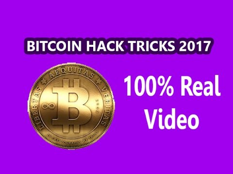 Bitcoin New Hack Tricks to win। Get 0.1 Bitcoin daily । Enjoyed 100% Real video with proof 2017