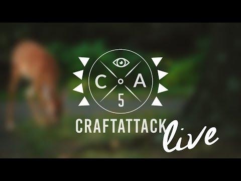 Craft Attack 5 live #02 vom 14. November #LoveAttack5