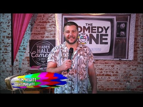 LIVE AT TRADES WITH TIM HEWITT - 2017 Melbourne International Comedy Festival