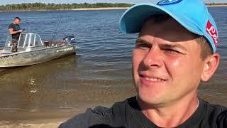 Рыбалка на нижней Волге. Сентябрь 2017