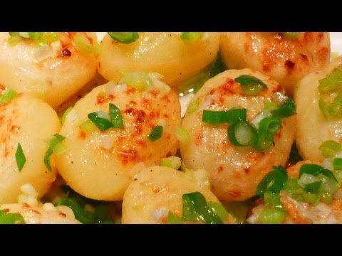 New RUSSIAN Style Cooking Potato Recipe