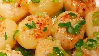 New RUSSIAN Style Cooking Potato Recipe