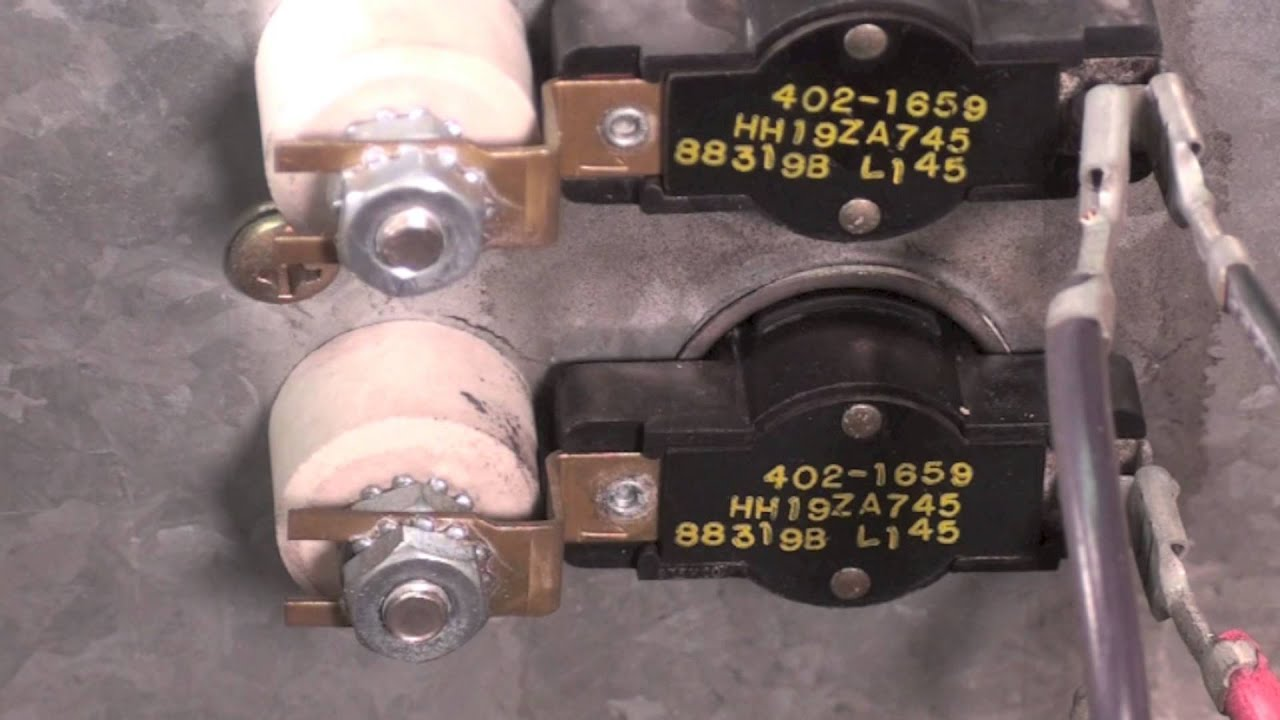 How The High Temp Limits In Electric Furnaces Work Part 3