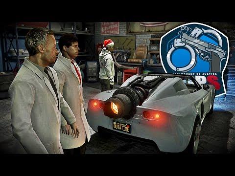 DOJ #91 [CIV] | ROCKET SCIENTISTS | GTA 5 Roleplay