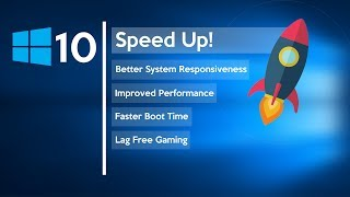 How to Speed Up Your Windows 10 Performance (Best Optimized Settings)