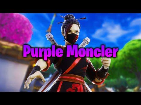Fortnite Montage - Purple Moncler (Juice WRLD Unreleased)