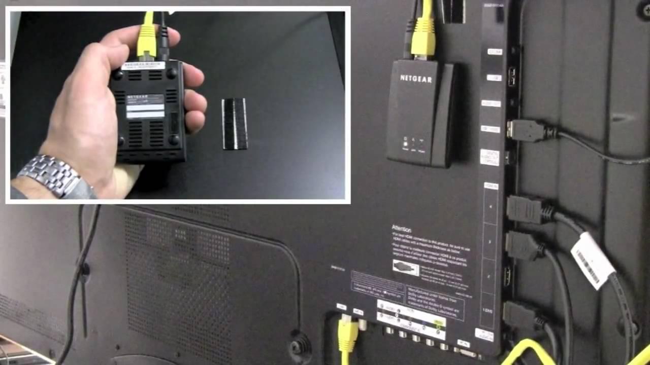 Bridge Ethernet Adapter Wireless