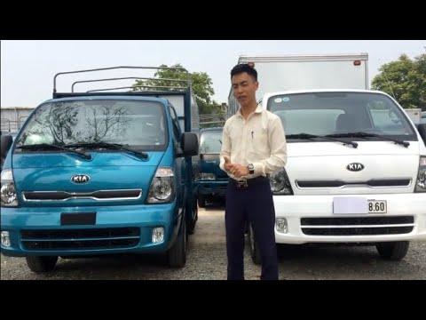 Xe tải Kia 1 tấn Thaco K200 MB 2019, động cơ Hyundai. LH: 098 136 8693
