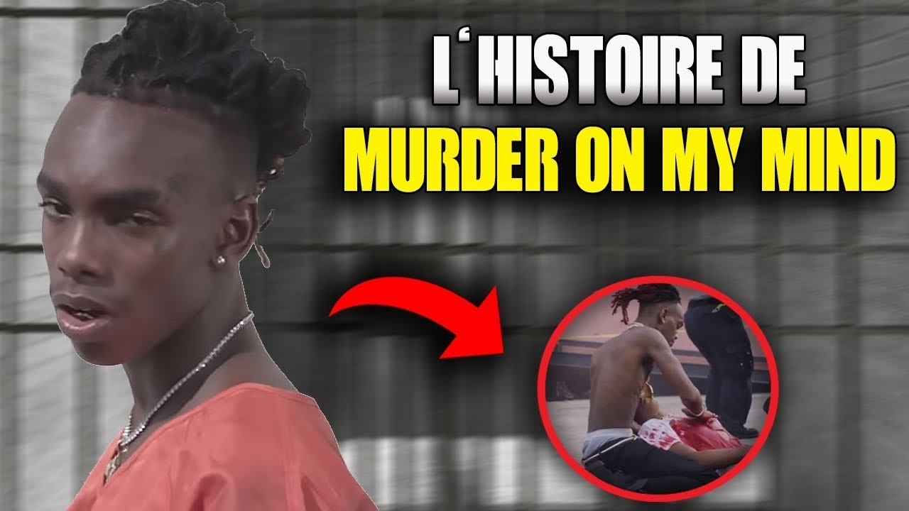 YNW MELLY AVOUE SON MEURTRE DANS UN MORCEAU ? L'HISTOIRE DE MURDER ON MY MIND !!