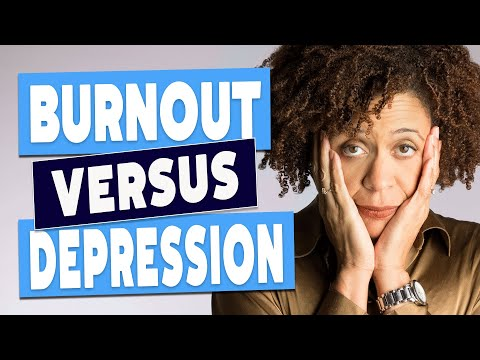 Burnout Vs. Depression How To Tell the Difference