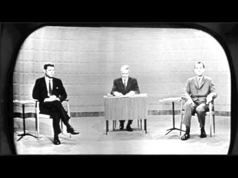 1960 Nixon vs. Kennedy Presidential Election
