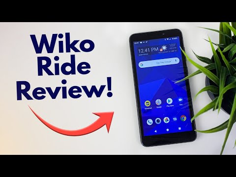 Wiko Ride for Boost Mobile - Complete Review! (Only $40)
