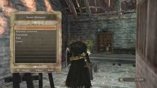 Dark Souls 2 Shaded Woods SECRETS + Old Sun Ring Location & Scorpioness Najka