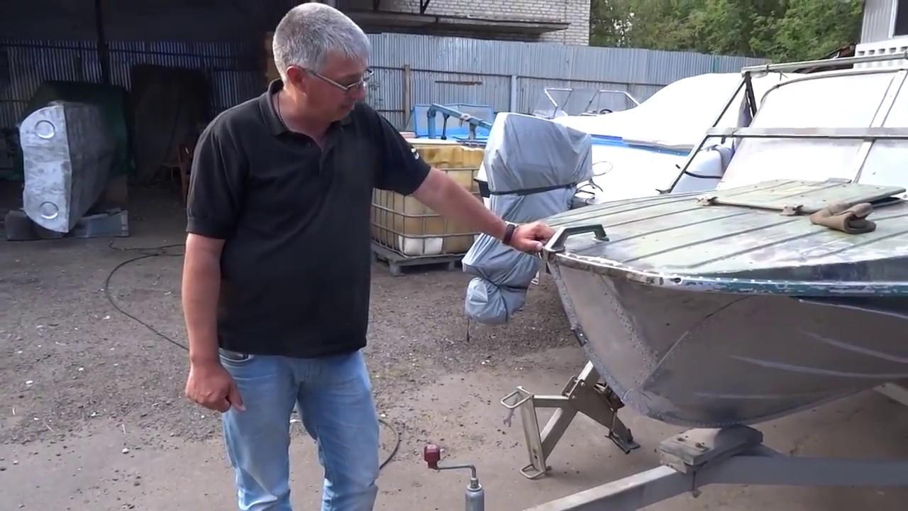Ремонт Казанки 5М